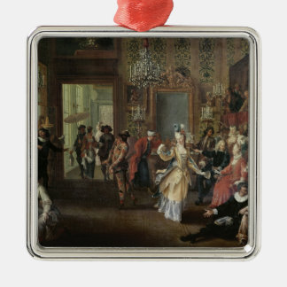 The Costume Ball Christmas Ornament