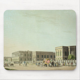 The Council House, Calcutta, plate 29 from 'Orient Mouse Pad
