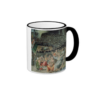 The Council of Trent, 1588-89 (fresco) Ringer Mug