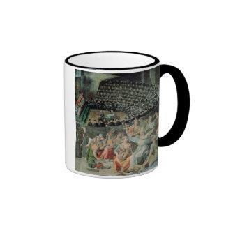 The Council of Trent, 1588-89 (fresco) Ringer Mug