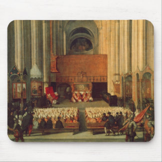 The Council of Trent, 4th December 1563 Mouse Mat