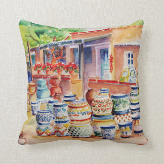 The Country Shop (The Garret House 1914) Pillow
