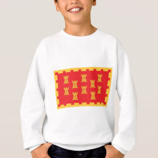 The County Flag of Greater Manchester Sweatshirt