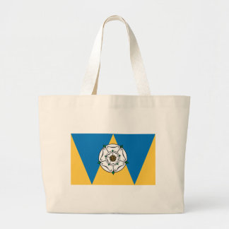 The County Flag of West Yorkshire Canvas Bag