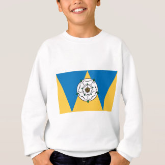 The County Flag of West Yorkshire Sweatshirt