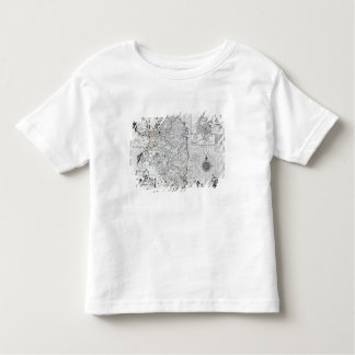 The County of Leinster with the City of Dublin Toddler T-Shirt