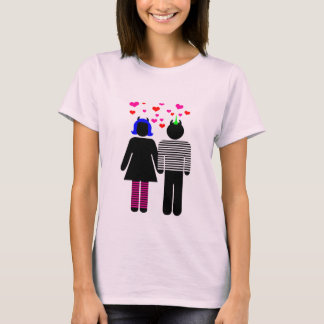 The Couple by Ananda Rose T-Shirt