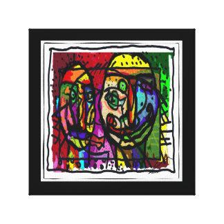 The couple of Visto Gallery Wrap Canvas