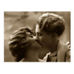 The Couple Postcard
