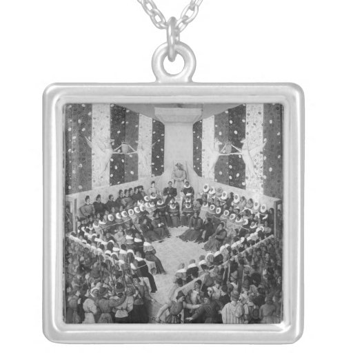 The Court of Justice Pendants