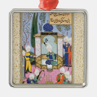 The Court of the Sultan Christmas Ornament