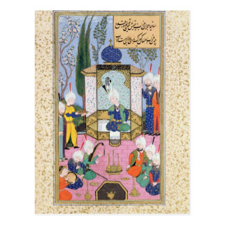 The Court of the Sultan Postcard