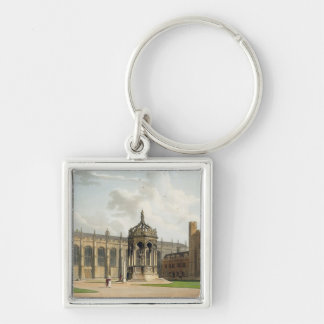 The Court of Trinity College, Cambridge, from 'The Key Ring