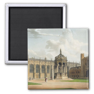 The Court of Trinity College, Cambridge, from 'The Magnet