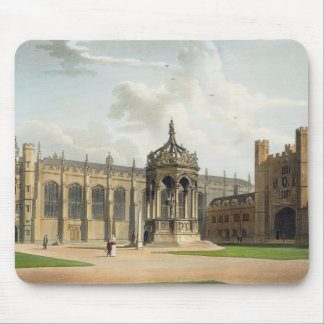 The Court of Trinity College, Cambridge, from 'The Mouse Mat