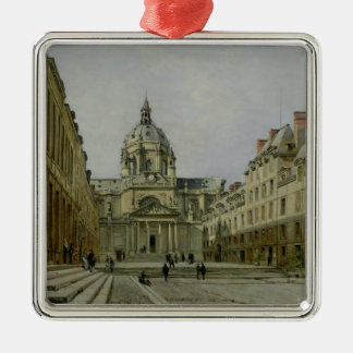 The Courtyard of the Old Sorbonne, 1886 Christmas Ornament