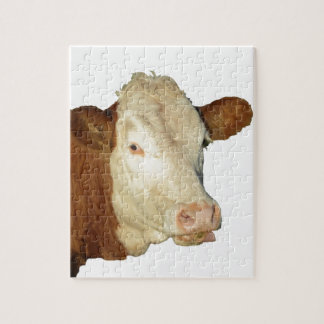 The Cow Jigsaw Puzzle