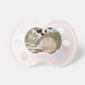 The Cow jumped over the moon pacifier