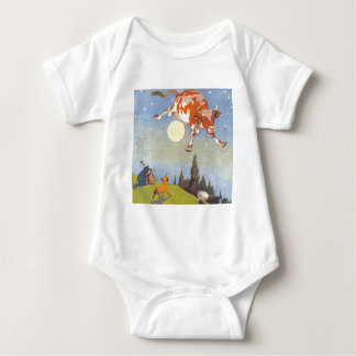 The Cow Jumped Over The Moon Shirts