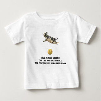 The Cow Jumped Over The Moon Tee Shirts