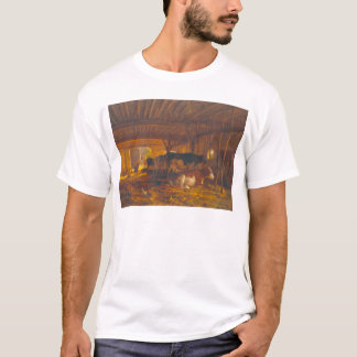 The Cow shed, 19th century T-Shirt