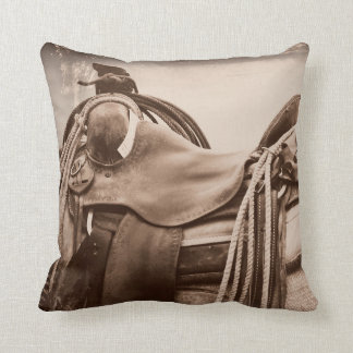 The cowboy collection cushion