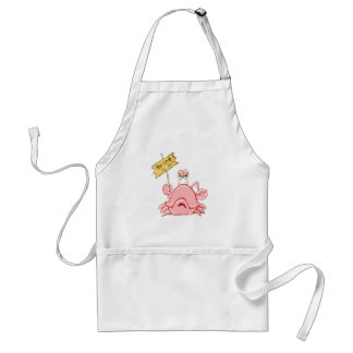 The Crab is In Standard Apron