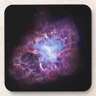 The Crab Nebula Coasters