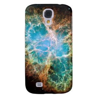 The Crab Nebula Galaxy S4 Case