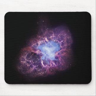 The Crab Nebula Mousepads