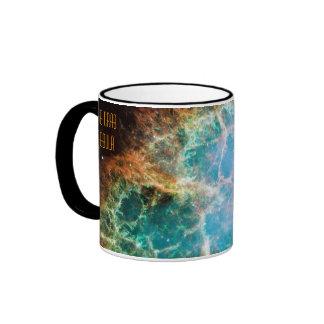 The Crab Nebula Ringer Mug