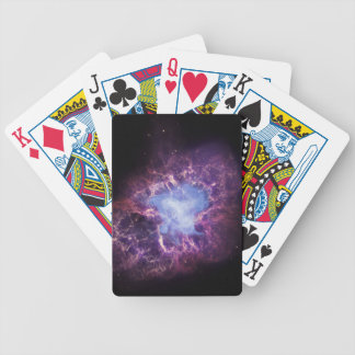 The Crab Nebula Poker Deck
