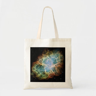 The Crab Nebula Tote Bag