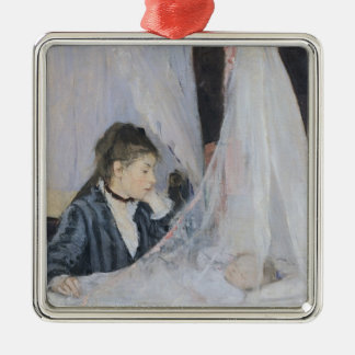 The Cradle, 1872 Christmas Ornament