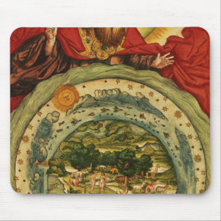 The Creation, from the Luther Bible, c.1530 Mouse Pad