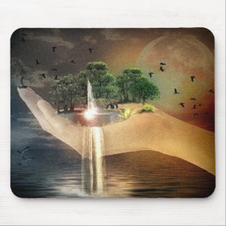 The Creation Mouse Pad