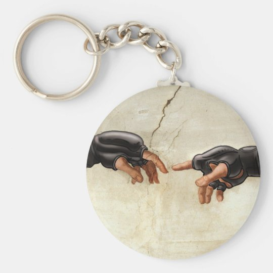 The Creation of MMA Key Ring