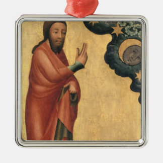 The Creation of the Sun, Moon and stars Christmas Ornament