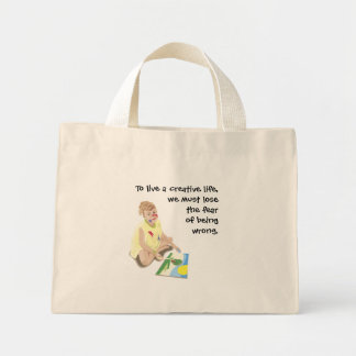 The Creative Life Canvas Bags