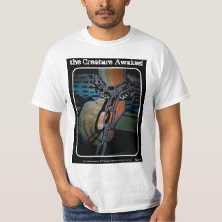 'the Creature Awakes!' (Frankenstein) Value Shirt