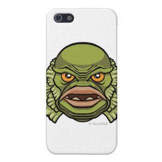 The Creature iPhone 5 Covers