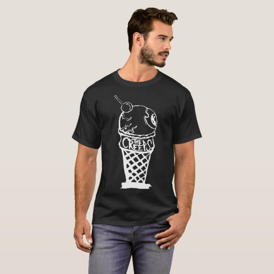 The Creeps Ice Cream T-Shirt