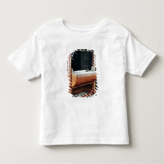 The crib of the King of Rome  from Saint-Cloud Toddler T-Shirt