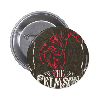 The Crimson Comet - It's Showtime! Poster 6 Cm Round Badge