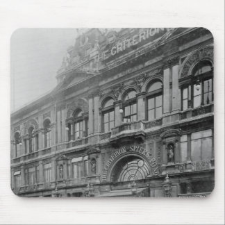 The Criterion Restaurant and Theatre, 1902 Mouse Mat