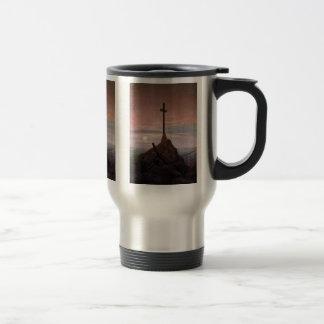 The Cross Beside The Baltic Mugs
