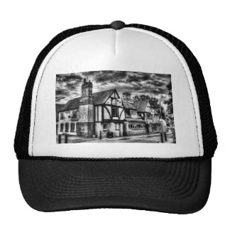 The Cross Keys Pub Dagenham Mesh Hats