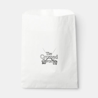The Crossed Swords Favour Bags