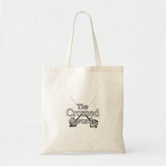 The Crossed Swords Tote Bag