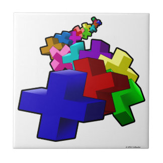 The Crosses Tile